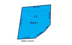 Lot 11 Kalev Court (off Rudge Close), Happy Valley SA