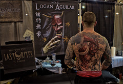 Philadelphia Tattoo Convention 2017