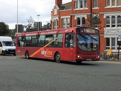 Photo of 691 FN04 HSV Stockport 09.09.2020