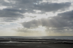La plage d'Hardelot