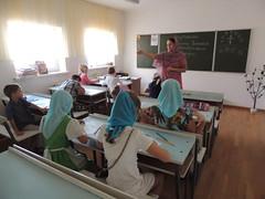 Занятия в воскресной школе г.Апшеронска