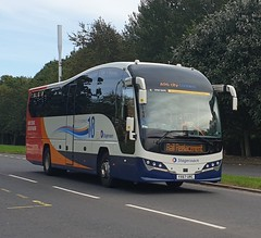 Photo of Stagecoach Bluebird 54827 YX 67 URC