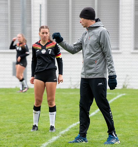 "1.&2. Länderspiel U18 Frauen • <a style=""font-size:0.8em;"" href=""http://www.flickr.com/photos/103259186@N07/50390181238/"" target=""_blank"">View on Flickr</a>"