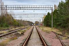 Chernobyl: Janiv railway station
