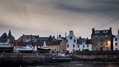 Photo of St Monans harbour