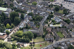 Photo of Ely aerial image - St Marys Church