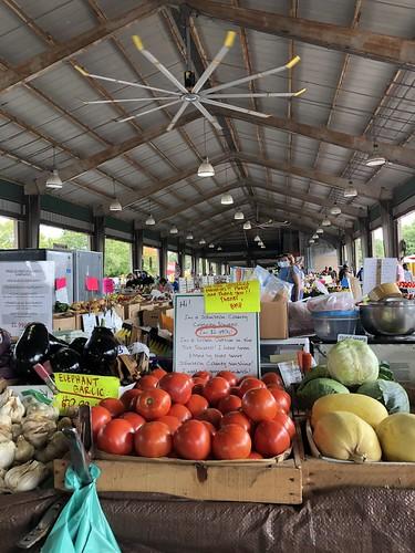 North Carolina State Farmers Market, Raleigh, NC