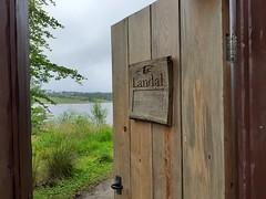 The open door of Kielder Waterside