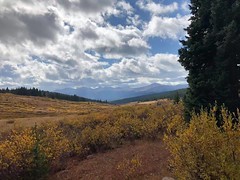 September 27, 2020 - A gorgeous day on Shrine Pass (Jay Winkelhake)