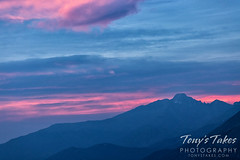 September  26, 2020 - Sunrise on Trail Ridge Road. (Tony's Takes)