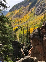 September 25, 2020 - A beautiful day near Vail. (Jay Winkelhake)