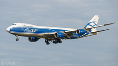 Photo of Airbridge Cargo | Boeing 747