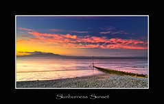 Photo of Skinburness Sunset.