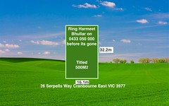 26 Serpells Way, Cranbourne East VIC