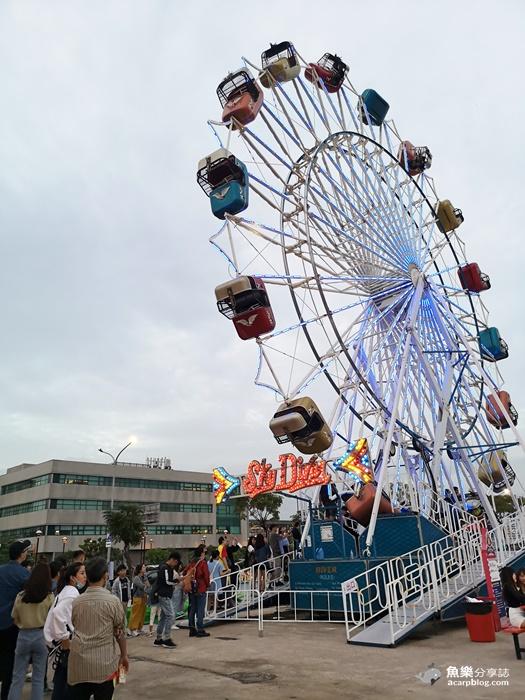 【桃園青埔】 JETS 嘉年華|免出國體驗歐美遊樂設施 @魚樂分享誌