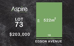 Lot 73, Edson Avenue, Evanston SA