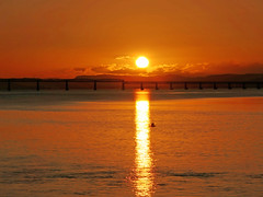 Photo of Tay Bridge Sunset