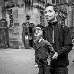 Photo of The Street Ventriloquist