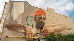 Streetart in Boulogne-sur-Mer