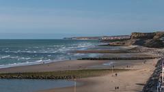 Het strand van Wimereux