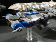 I-TS (Inter-system Transport Ship) from Galaxy's Edge