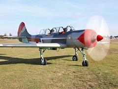 Photo of Yak-52 G-YOTS