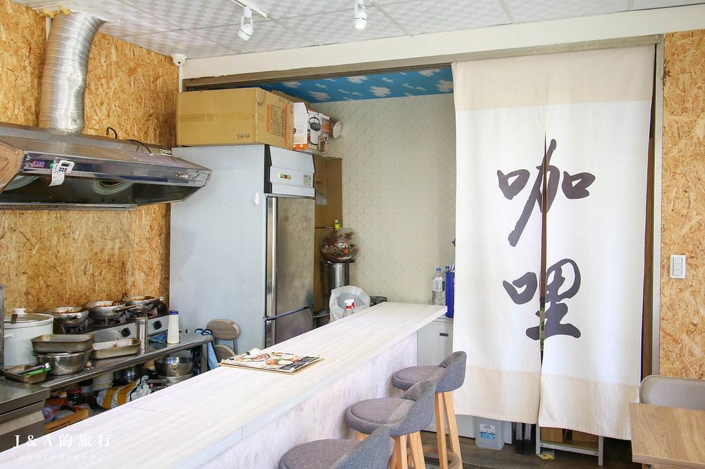 只有9個座位的平價日式咖哩店,用餐尖峰時段人潮爆滿!炙燒起司香氣濃郁。咖哩奔食 Curry Benz @J&A的旅行