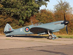 Photo of Supermarine Spitfire PR MkXI PL965 / G-MKXI