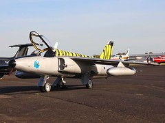Photo of HAL/Hindustan Gnat F1  G-SLYR