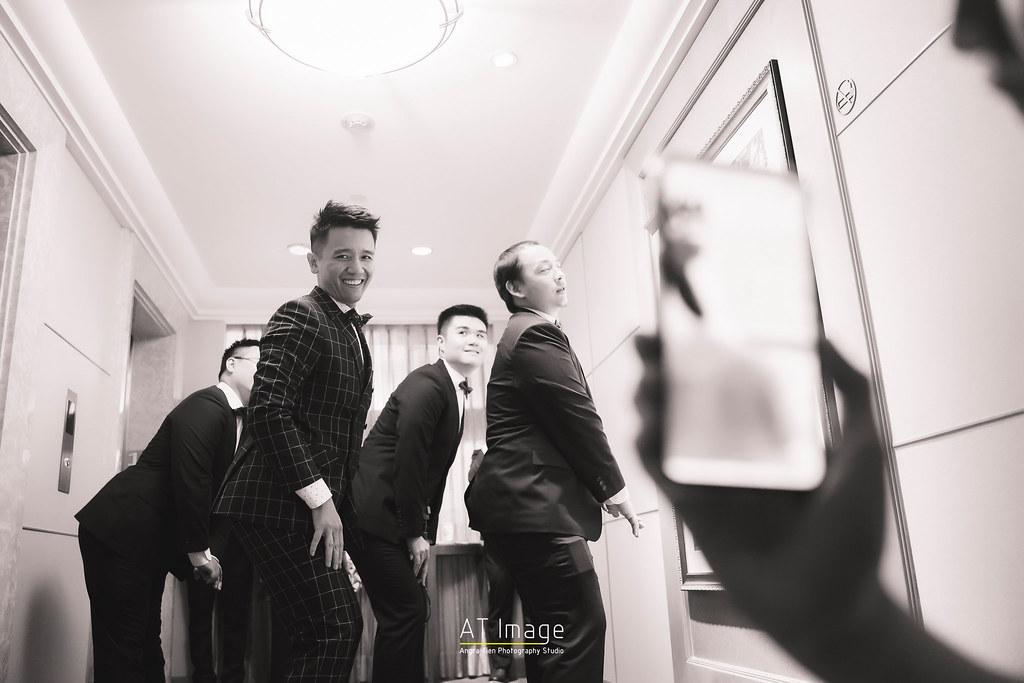 <婚攝> Johnny & Joyce / 格萊天漾