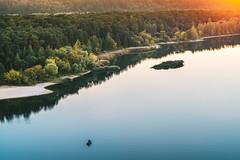 Fishing | Kaunas aerial #272/365
