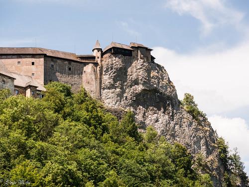 Burg in der Tatra 01