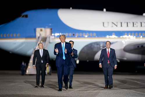 President Trump Travels to PA by The White House, on Flickr