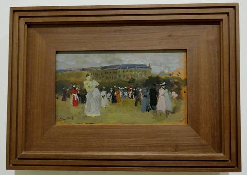 """""""San Sebastían"""",  1900-1901, Joaquín Sorolla y Bastida (1863-1923), Musée des Beaux-Arts, Bilbao, Biscaye, Pays basque, Espagne."""