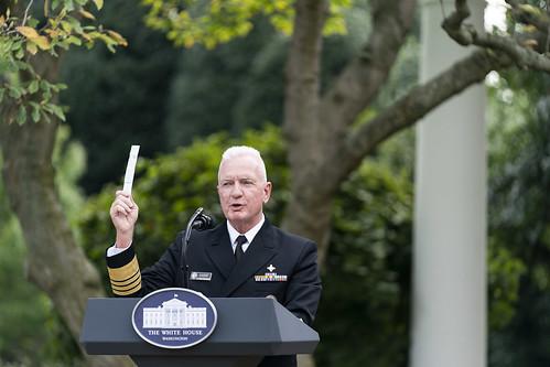 White House Update on Coronavirus Testin by The White House, on Flickr