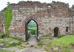 Photo of Beeston Castle
