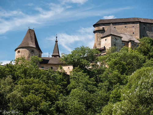 Burg in der Tatra 02