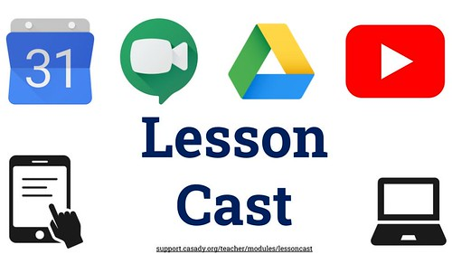 Lesson Cast by Wesley Fryer, on Flickr