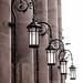 Theatre Royal Lamps - Newcastle