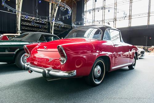 Simca Aronde Plein Ciel - 1957
