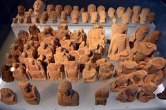 Antike zyprische Kleinfiguren