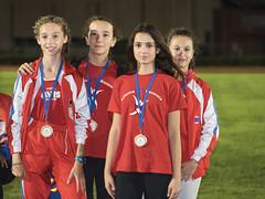 Sofia Romagnoli, Aurora Animento, Chiara Bocci, Beatrice Cippitelli