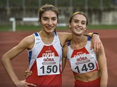 Margherita Forconi e Emma Baldoni