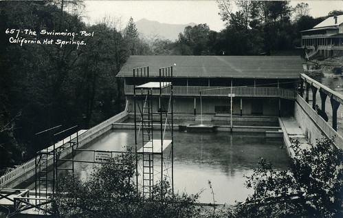 [CALIFORNIA-Q-0004] California Hot Springs - Deer Creek