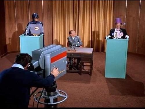 Presidential debate, From FlickrPhotos
