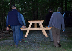 Potlatch - New Table for New Moon Over Katuah Gathering