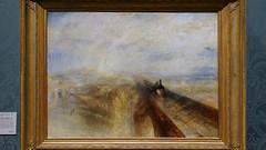 Turner, Rain, Steam, and Speed