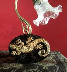 wooden leopard gecko