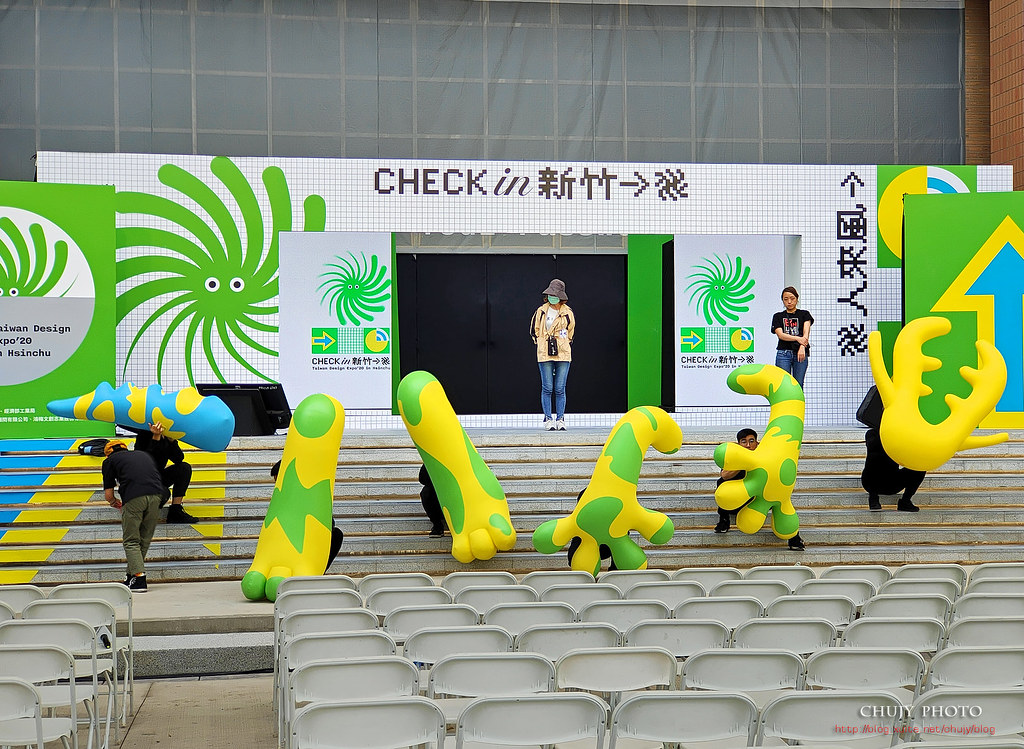 (chujy) 帶著 realme X50 Pro 逛2020台灣設計展 - 49