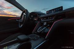 2021 Acura TLX Phantom Violet Pearl